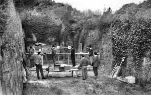 1964 - Fort Regent Moat Range copy