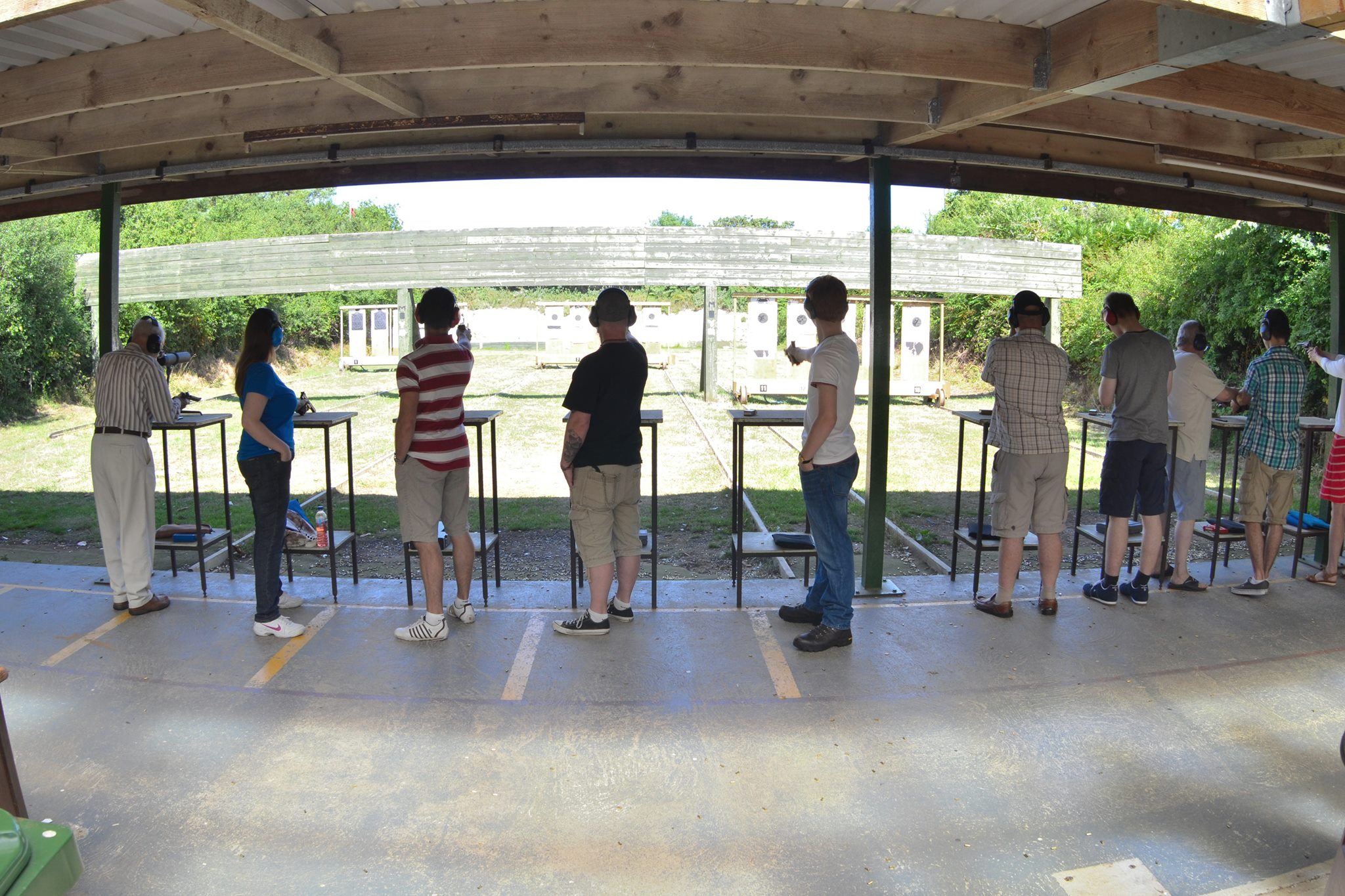 About the Jersey Pistol Club