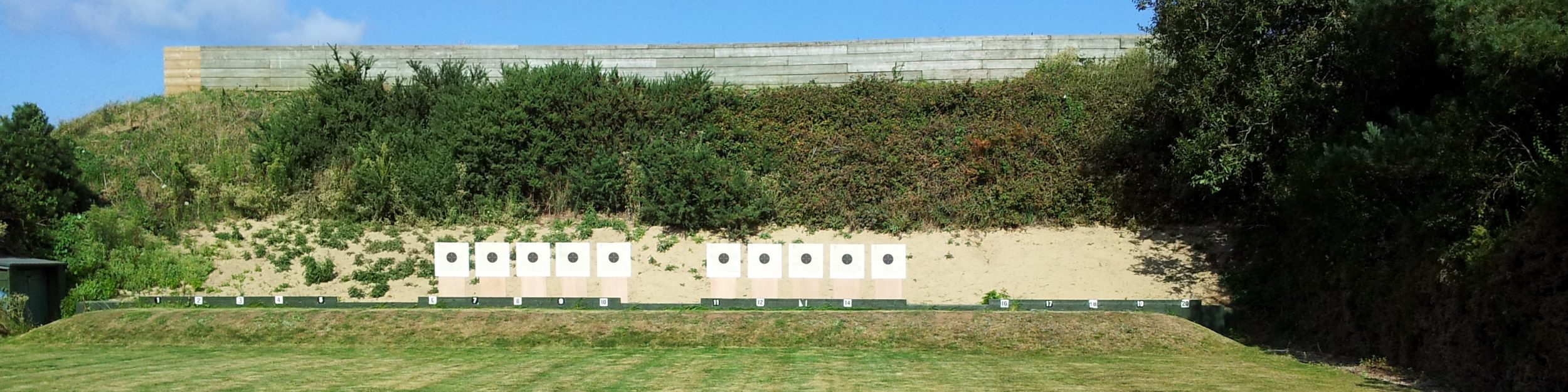 Jersey Pistol Club